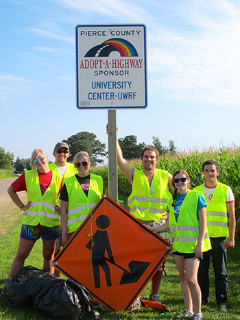 Adopt-a-Highway August 2012