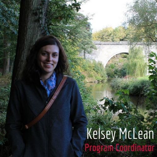 Kelsey McLean Program Coordinator