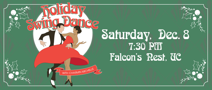 Holiday Swing Dance Dec8
