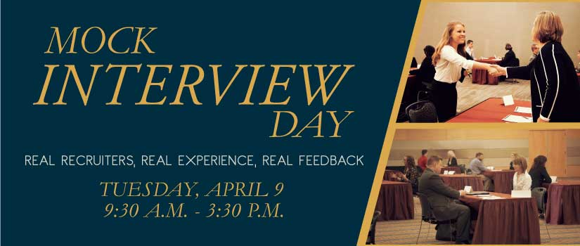 Mock Interview Day Spring 2019