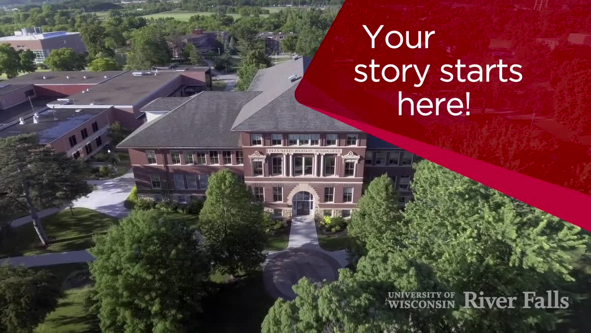 Your story starts here!